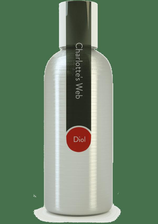 Charlotte's web terpene bottle