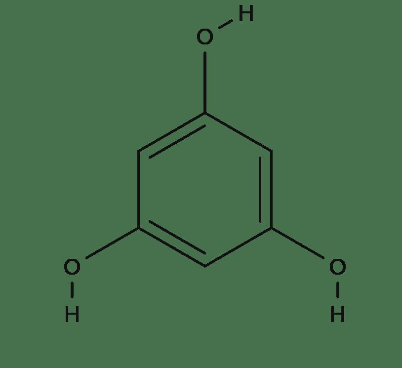 Phloroglucinol chemical structure